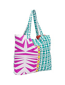 Ethnic Geo Reversible Tote by Echo Design