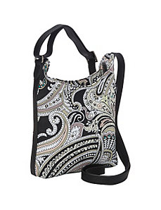 Guinevere Paisley Lenox Crossbody by Echo Design