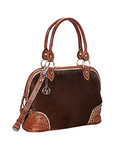 Tulsa Twilight Satchel by American West