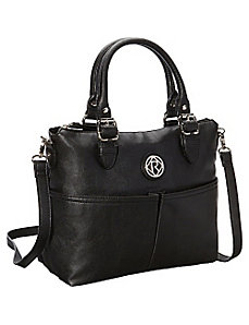 Bleeker Satchel- PVC by Relic