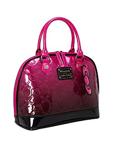 Hello Kitty Pink Ombre Embossed Bag by Loungefly