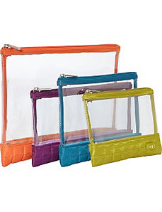 Clearview Envelopes - 4 Piece Set by Lug