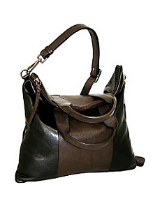 Top Grip Convertible Cross Body by Nino Bossi