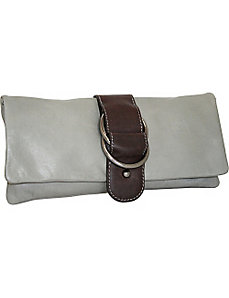 Soft Clutch Bag by Nino Bossi