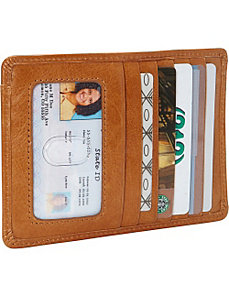 Euro Slide Wallet by Hobo