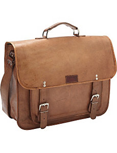 Executive Brief by Sharo Leather Bags