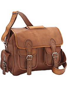 Satchel by Sharo Leather Bags