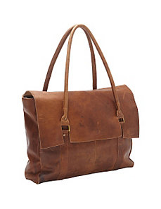Large Soft Leather Handbag by Sharo Leather Bags