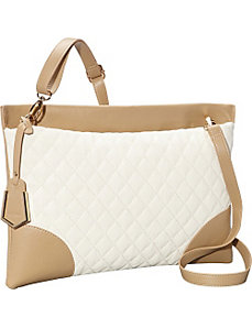 Coco Quilted Medium Cross Body by kensie
