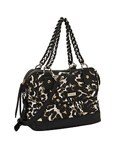 Animal Instinct Satchel by kensie