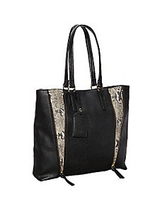 City Snake Tote by kensie
