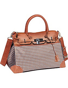 The Rockefeller Handbag by pb travel