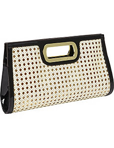 Picnic for Two Clutch by Anne Klein