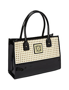 Picnic for Two Medium Tote by Anne Klein