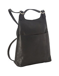 Vaquetta Sling Backpack by Royce Leather