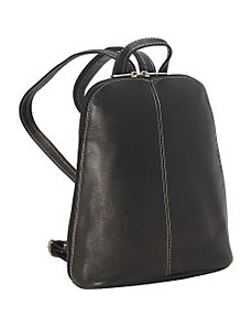 Vaquetta Zip Around Sling Backpack by Royce Leather