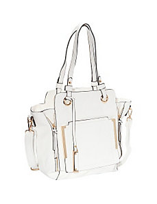 Gina Wing Convertible Tote by SW Global