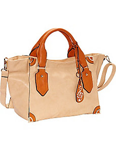 Joni Convertible Shopper Shoulder Bag by SW Global
