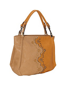Leta Embroidery Shopper by SW Global