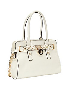 Delma Stud Convertible Satchel by SW Global