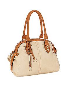 Rita Convertible Dome Satchel by SW Global