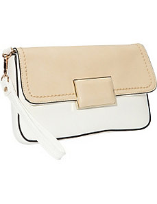 Helga Closure Clutch by SW Global