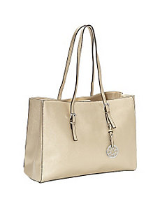 Abby Timeless Snap Closure Tote by SW Global