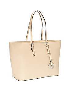 Brie Classic Zip Top Tote by SW Global