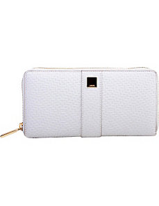 Redding Iris Zip Around Clutch Wallet by Lodis