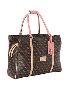 Logo Affair 18 Inch Shopper Tote by GUESS Travel
