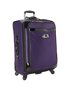 Gleem 4-Wheel 24-Inch Spinner Upright by GUESS Travel