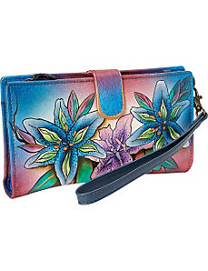 Two Fold Clutch Wallet by Anuschka