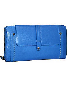 Zip Around Wallet by Nino Bossi