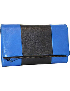 Tri-Fold Wallet with Multi Credit Card Slots by Nino Bossi