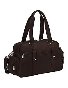 Adventurer Carry-On Satchel by Piel