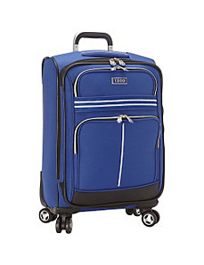 Varsity 20-Inch 4 Wheel Expandable Carry-On by Izod Luggage