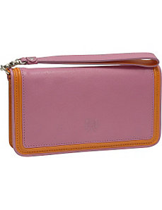 Jaipur Gusseted Wrist Wallet by TUSK LTD