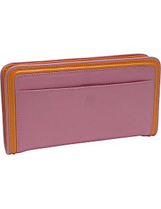 Jaipur Snap Clutch Wallet by TUSK LTD