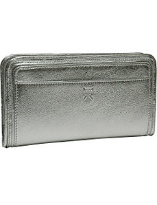 Jaipur Metallic Clutch Wallet by TUSK LTD