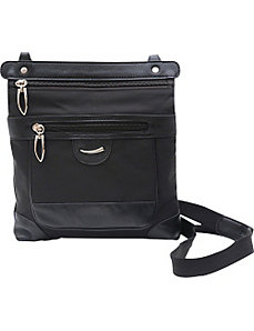 Top Zip Cross Body by TUSK LTD