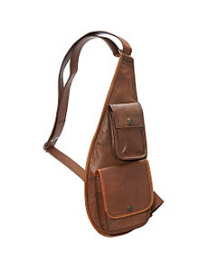 Sling Bag by Sharo Leather Bags