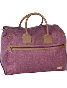 Taylor Box Bag by Nicole Miller NY Luggage