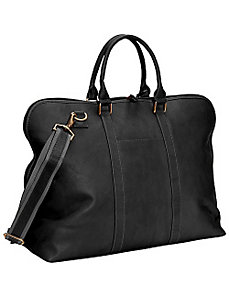 Leather Weekender Satchel by Clava