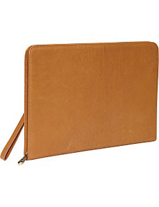 Leather iPad Envelope by Clava