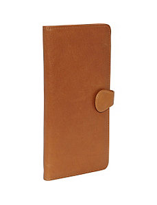 Leather Tab Travel Wallet by Clava