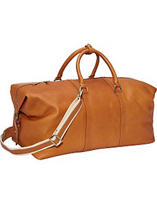 Leather Cabin Duffel by Clava