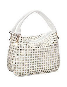 Demi Satchel Bag by Melie Bianco
