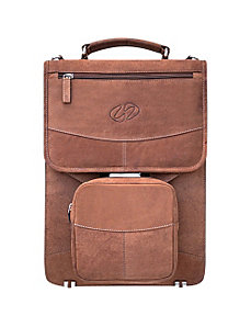 Premium Leather Flight Case- Fully Optioned by MacCase