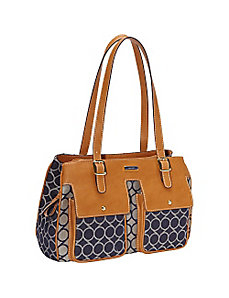 Anchor's Away Satchel by Nine West Handbags