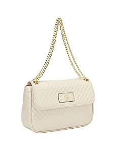 In Stitches Shoulder Bag by Anne Klein